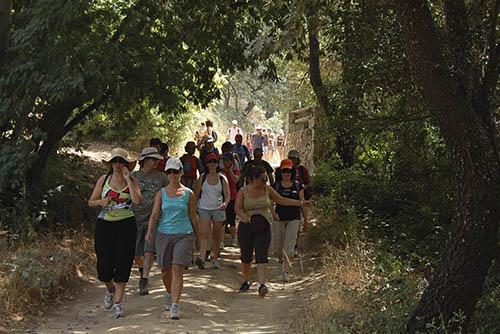 paseos por la naturaleza en vacaciones alternativas gredos