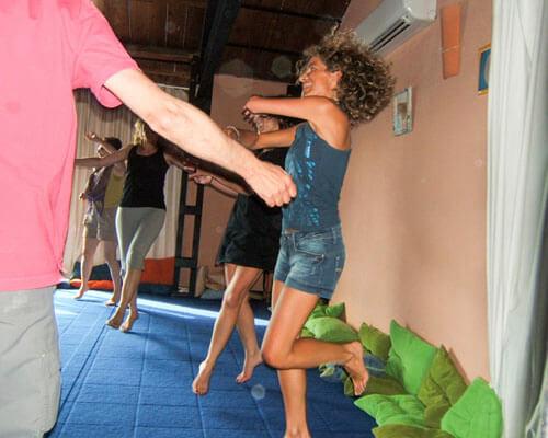 foto vacaciones alternativas baile