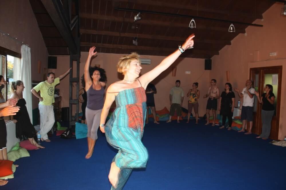 Vacaciones Alternativas danza en Semana Santa