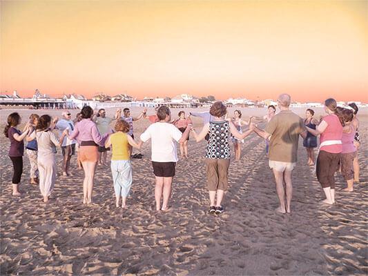 Vacaciones Alternativas Verano en la playa
