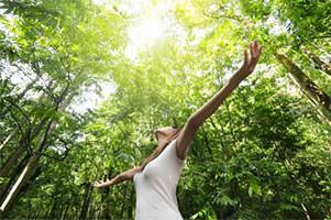 vacaciones alternativas en gredos meditacion