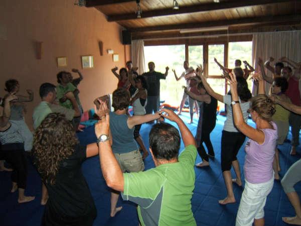 Ecstatic dance vacaciones alternativas
