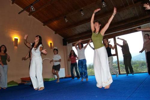 desarrollo espiritual vacaciones