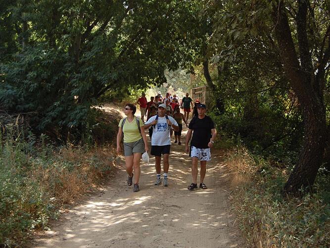 foto vacaciones alternativas gredos paseo