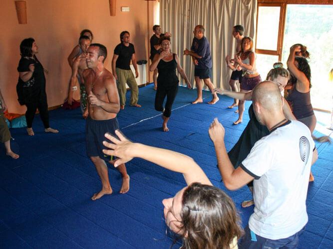 foto vacaciones biodanza bailes