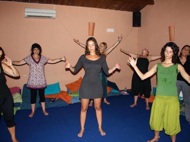 foto vacaciones alternativas biodanza meditacion