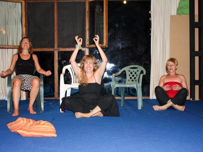 foto vacaciones biodanza trio