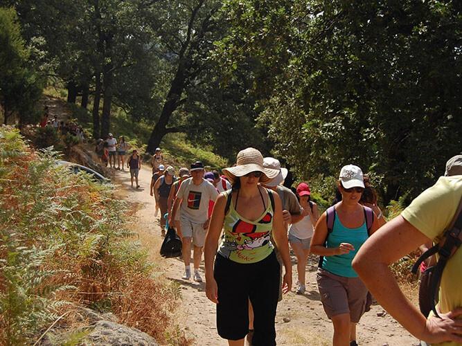 foto vacaciones gredos ruta