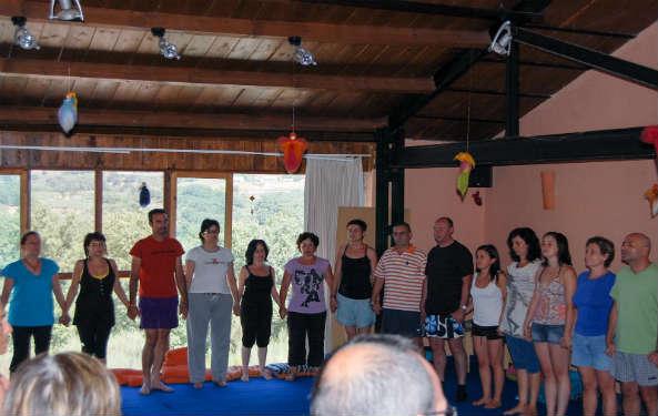 preguntas frecuentes sobre vacaciones alternativas en grupo