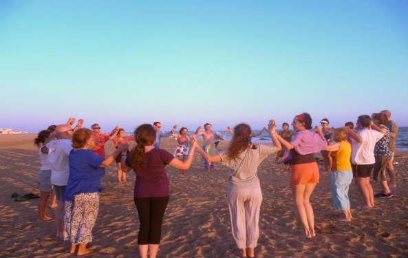 preguntas frecuentes sobre vacaciones alternativas en la playa