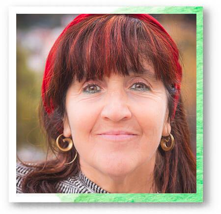 Beatriz directora del equipo de vacaciones alternativas