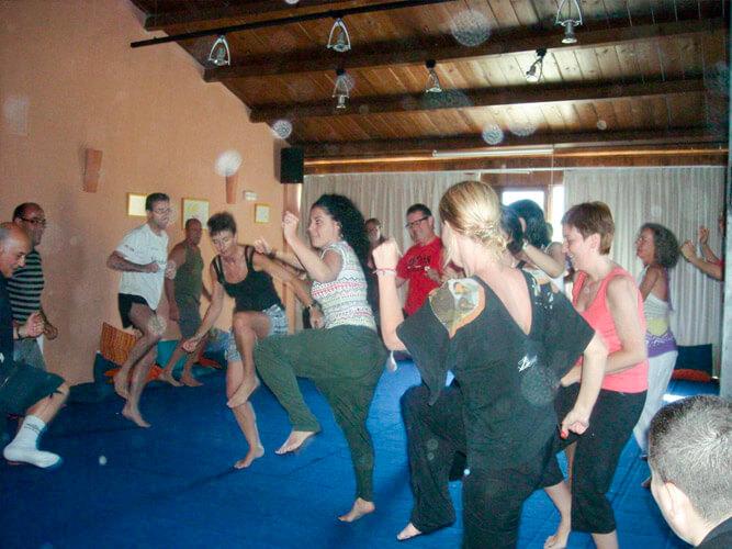vacaciones alternativas desarrollo personal ejercicios
