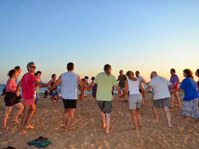 fotos vacaciones alternativas playa converger