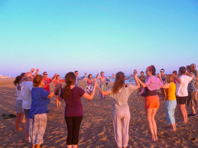 fotos vacaciones alternativas playa diversion