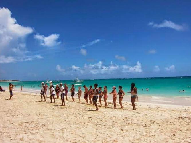 fotos vacaciones alternativas playa encontrarse