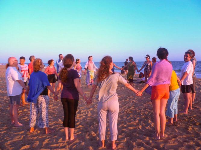 fotos vacaciones alternativas playa energia