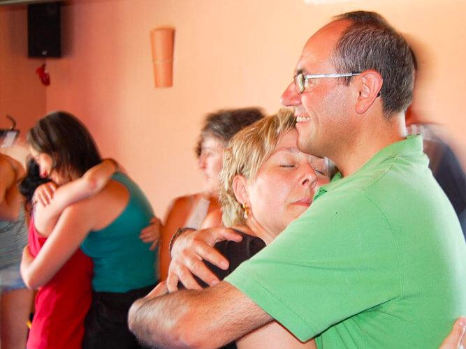 fotos vacaciones y ocio inteligente abrazos