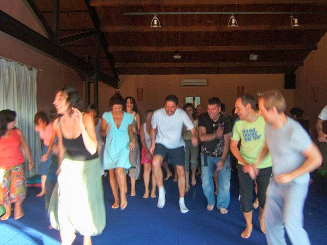 fotos vacaciones y ocio inteligente baile