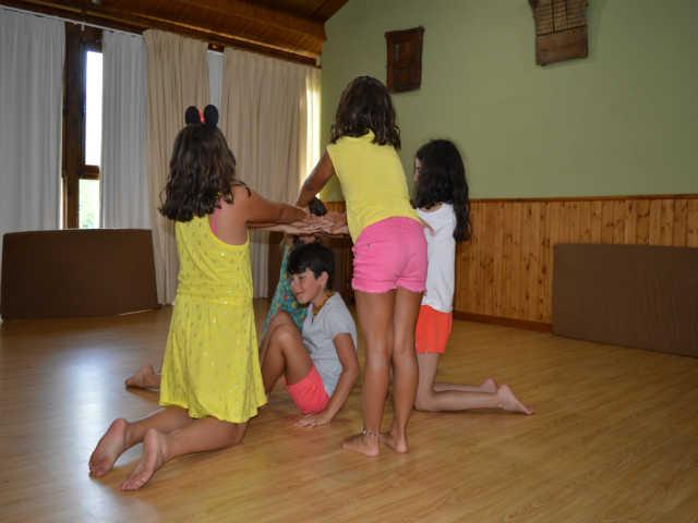 vacaciones con tus hijos casa