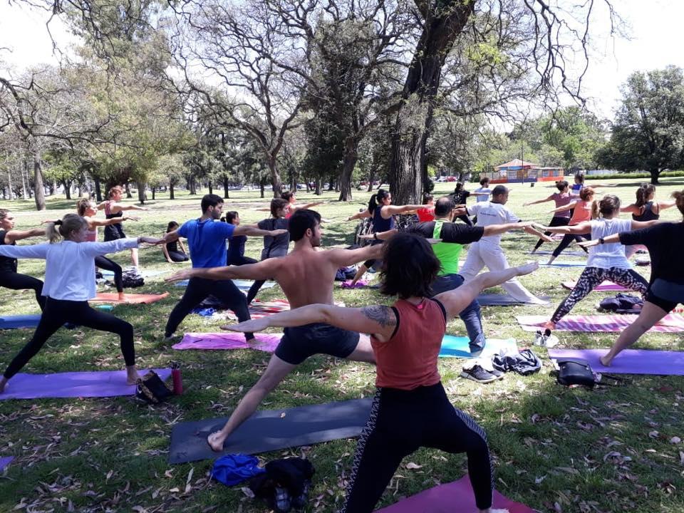 Vacaciones en Gredos alternativas Yoga
